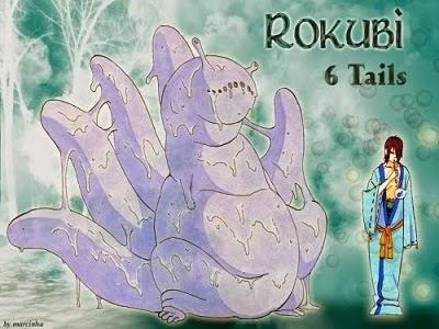 Saiken (Rokubi) si Ekor 6