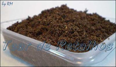 Adubo Orgânico para fazer o substrato