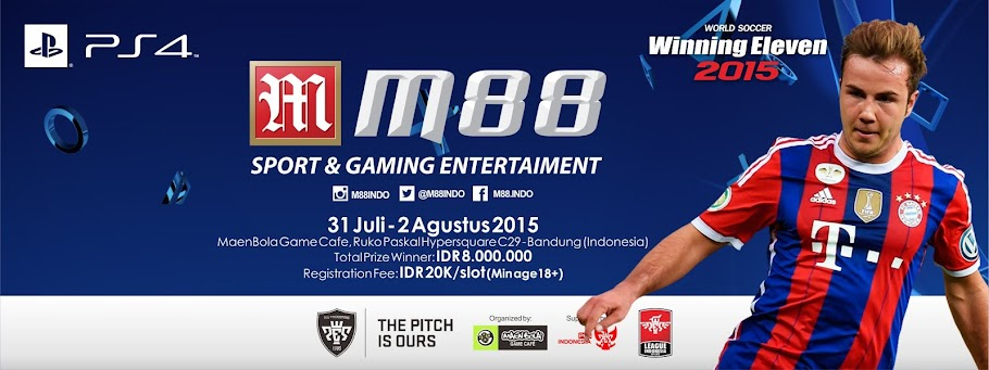 MaenBola® Game Cafe