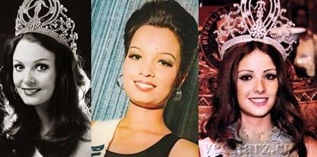 Misses Universo 72 - 73 - 74