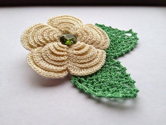 Niamh Colfer Hook Crochet
