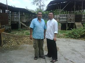 Bersama Habib Abdillah Ali
