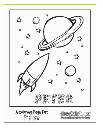 Free Frecklebox Personalized Coloring Pages Frecklebox Free Coloring Pages