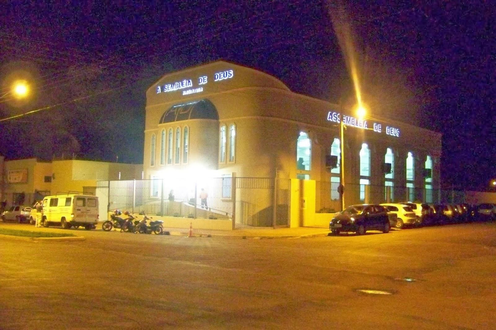 Templo da congregação de Bom Jesus