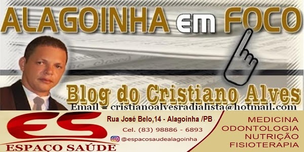 BLOG DO CRISTIANO ALVES