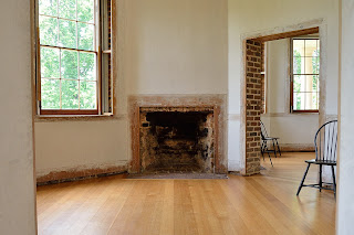Poplar Forest interior