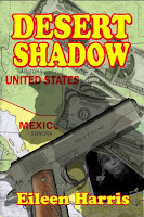Desert Shadow Book Review by Debdatta Dasgupta Sahay