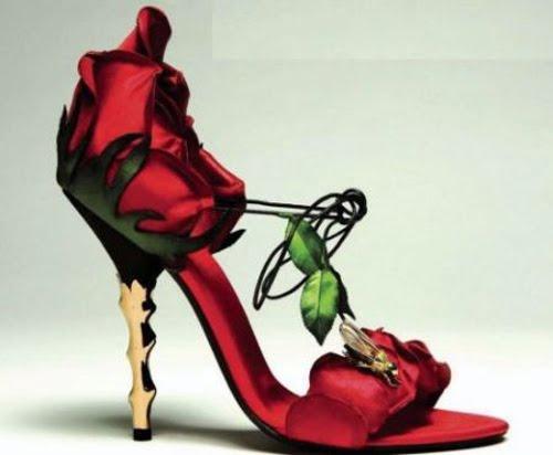 Mai Lamore Unique Shoes Collection