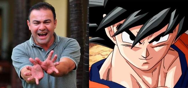 La voz de Goku, Mario Castañeda en Arequipa - 25 de abril