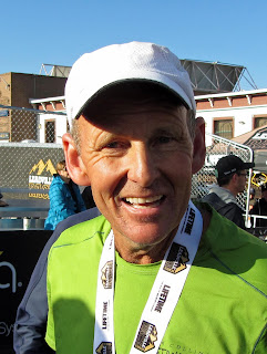 Finkbeiner completes his 30th Leadville Trail 100 foot race