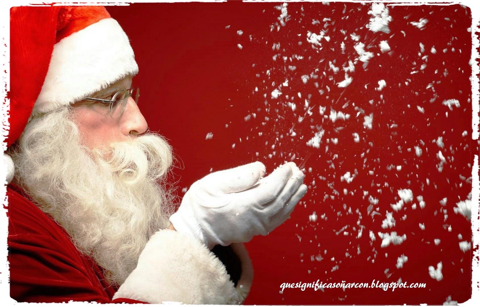 porque soñamos con la navidad