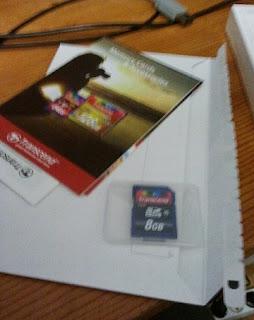 La tarjeta SD que usaré para montar el sistema