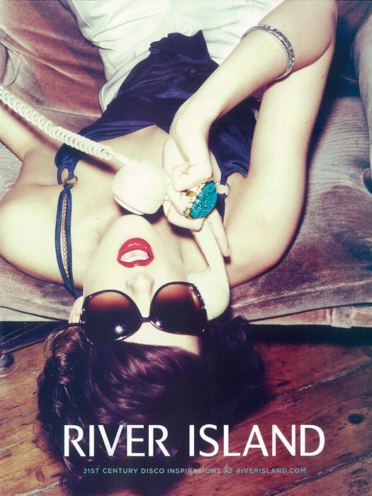 Eliza Cummings for River Island