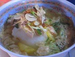 Resep Bubur Sup Ayam