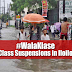 Class Suspensions in Iloilo on Friday, August 7