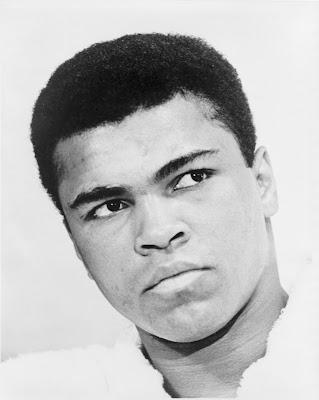 Muhammad Ali Cassius Marcellus Clay, Jr.