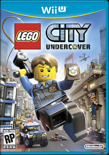 lego city undercover wii u box LEGO City Undercover   Details & Concerns