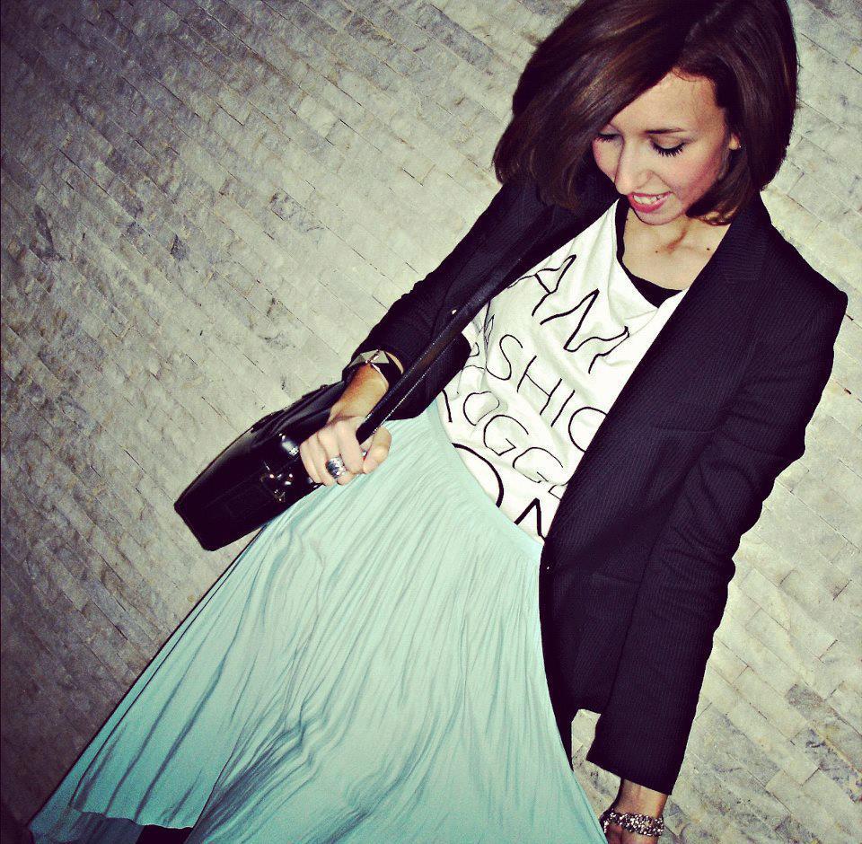 Manlù Search Fashion: Valeria Biondi prontissima per I ...
