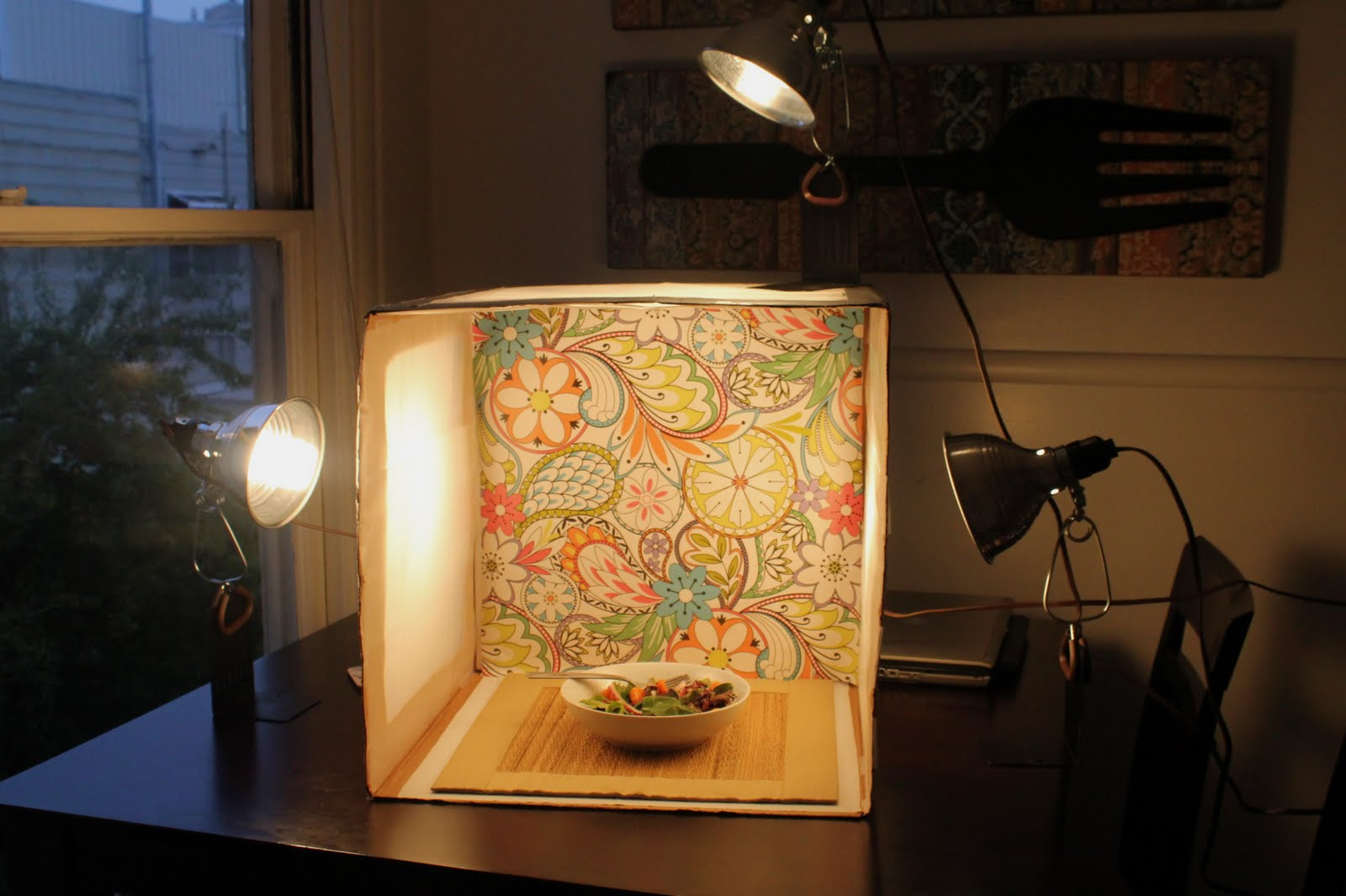 DIY: Light Box