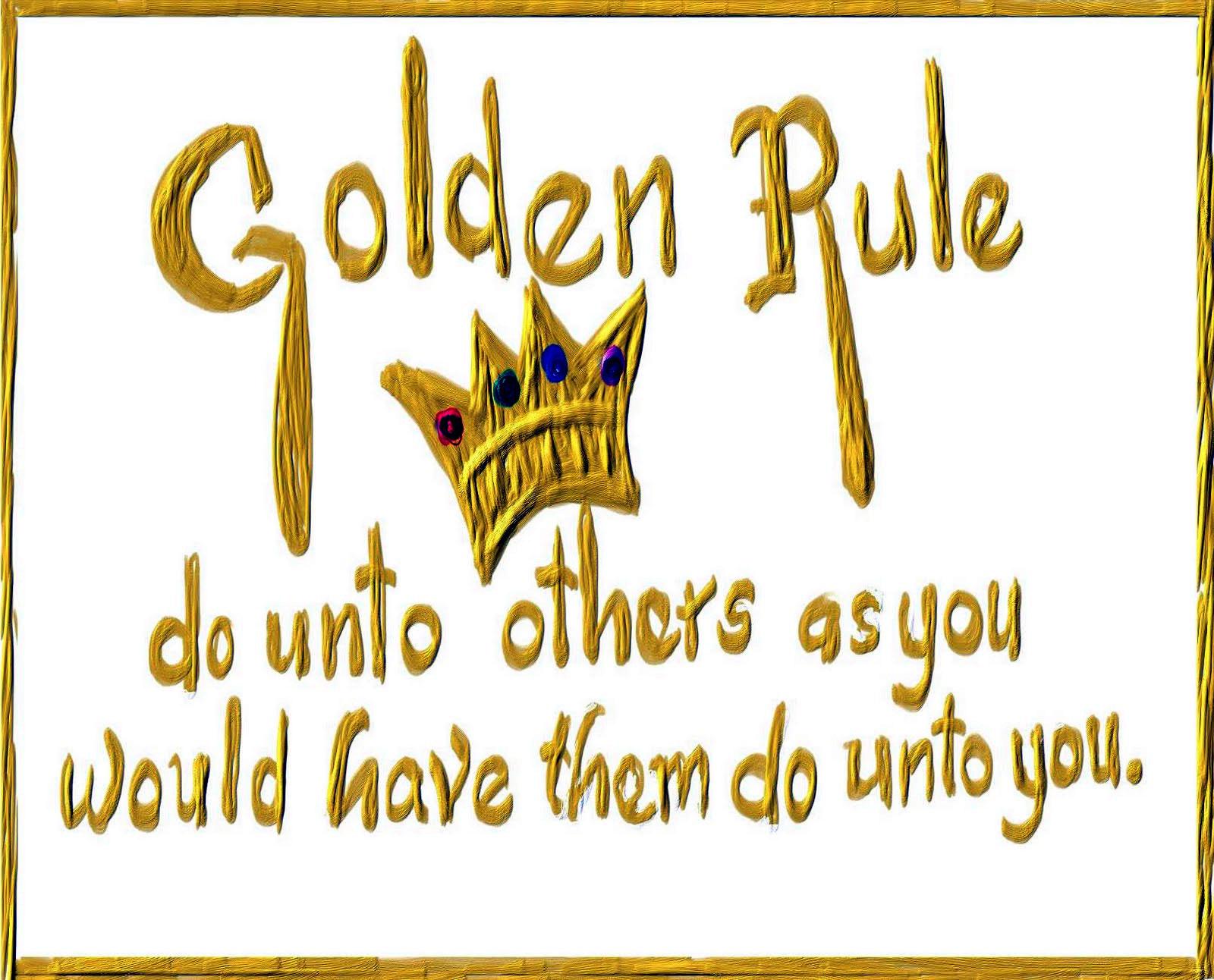 gyllene regeln