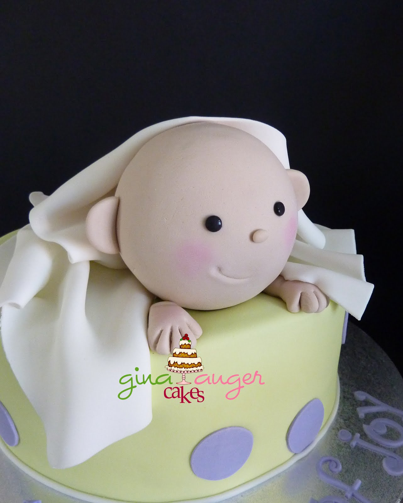 Top That Out of the box Baby Shower Cake