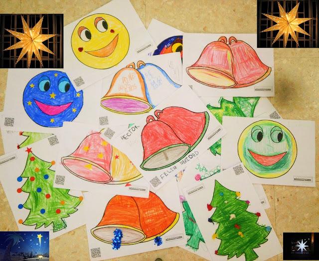 Centro educativo fundaci n gil gayarre dibujos de navidad - Hospital materno infantil la paz ...