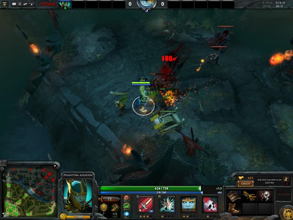 DOTA 2 Phantom Assassin Guide Strategy Amp Builds Dota 2