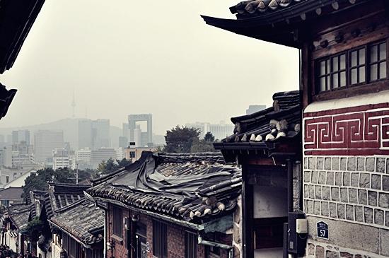 korean traditional house samcheongdong seoul