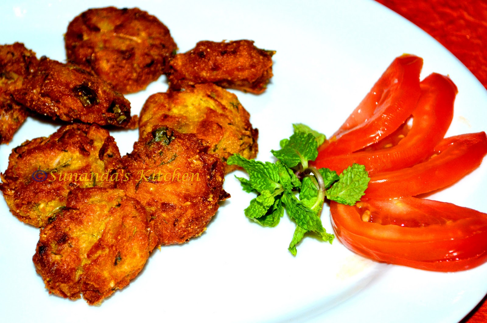 maachher dimer bora fish roe fritters recipes from