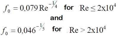 Steam boiler friction factor in pipe flow besides using the equations above the friction factor for turbulent flow can be found in figure 1 in the figure 1 surface roughness effects are ccuart Gallery