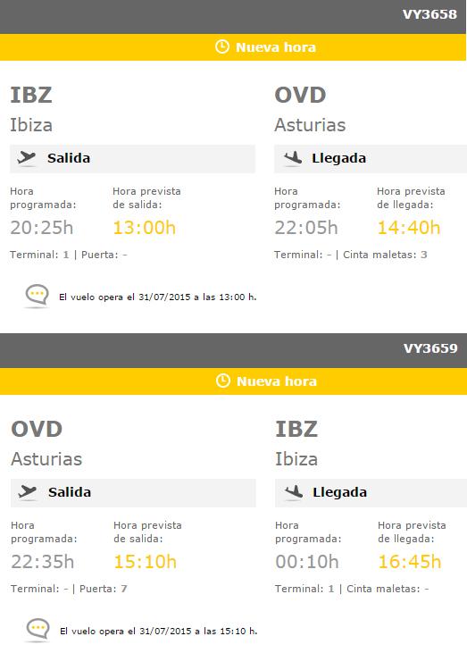 17 horas de retraso en los vuelos de vueling entre for Billetes de avion baratos barcelona paris