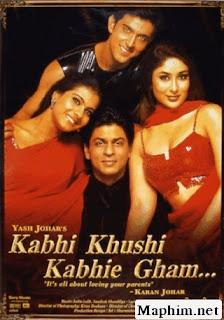 Không Nói Lời Biệt Ly| Kabhi Khushi Kabhie Gham