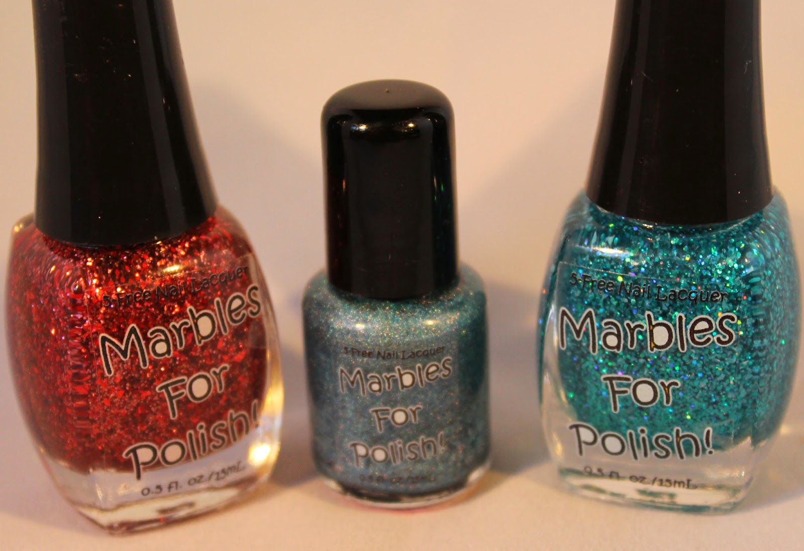 Cosmopolitan, Lust, and Blue Hawaiian