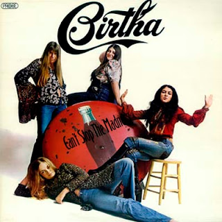 Birtha - Can\'t Stop The Madness (1973)