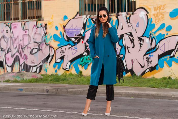 BLogger de moda de Valencia con estilo