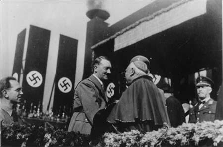 La Alemania nazi y el catolicismo