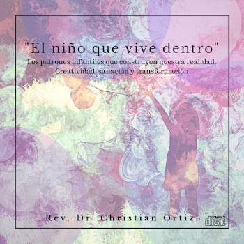 "AUDIO CD ""El niño que vive dentro"" - Christian Ortiz Velarde"