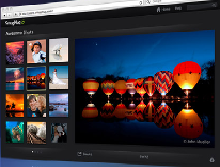 smugmug:Photo sharing website