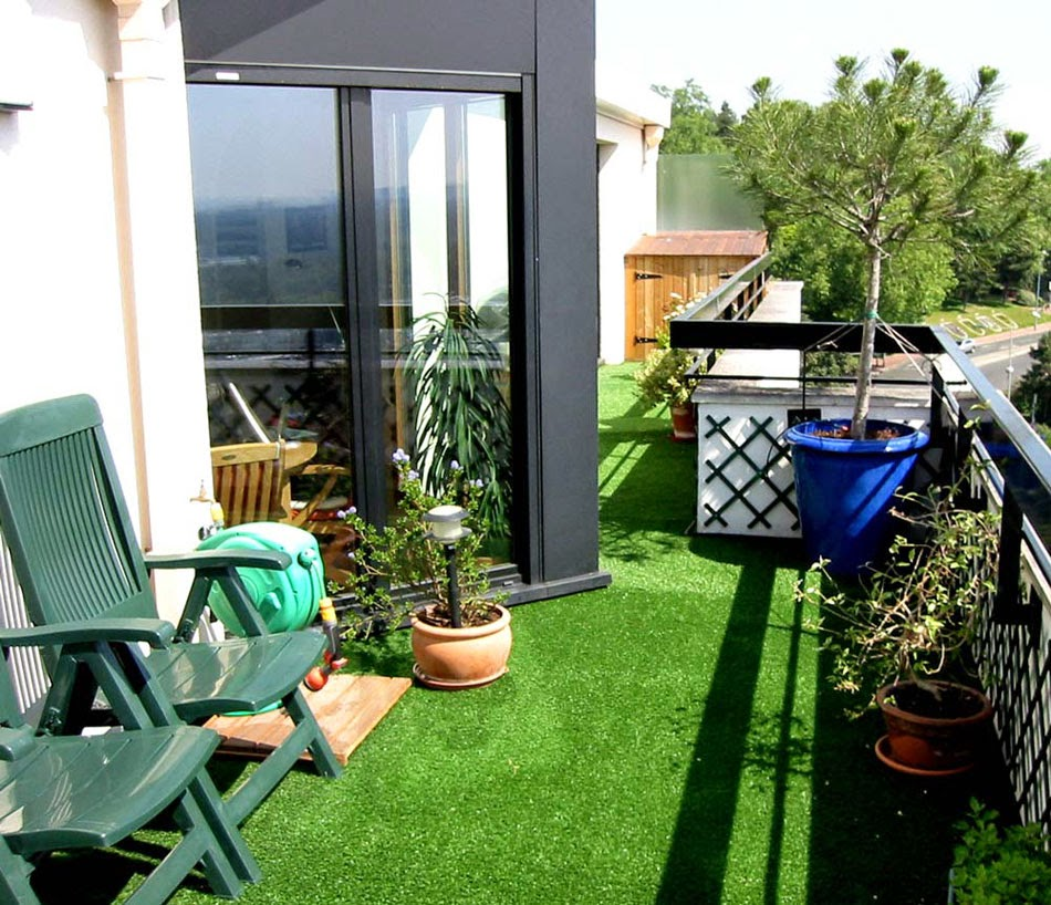 Decorar Terraza Cesped Artificial – Cebril.com