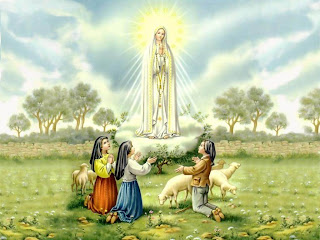 fatima1 Dia 13 de maio - Nossa Senhora de Fátima