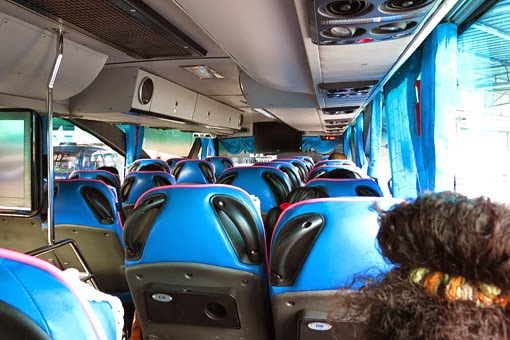 From Bangkok to Siem reap by cheap bus tickets in good coaches