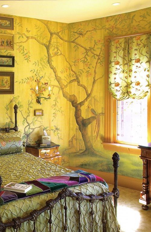 Abbey road shabby chinoiserie chic for Abbey road wall mural