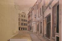 Mural, artystyczne malowanie ściany, Toruń