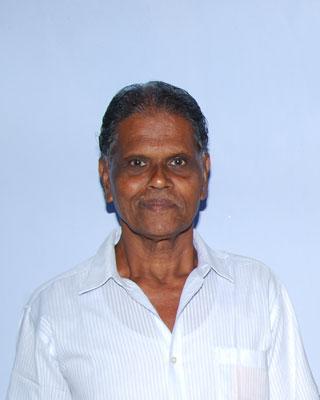 Mr. Richard Nelson T, Church Secretary