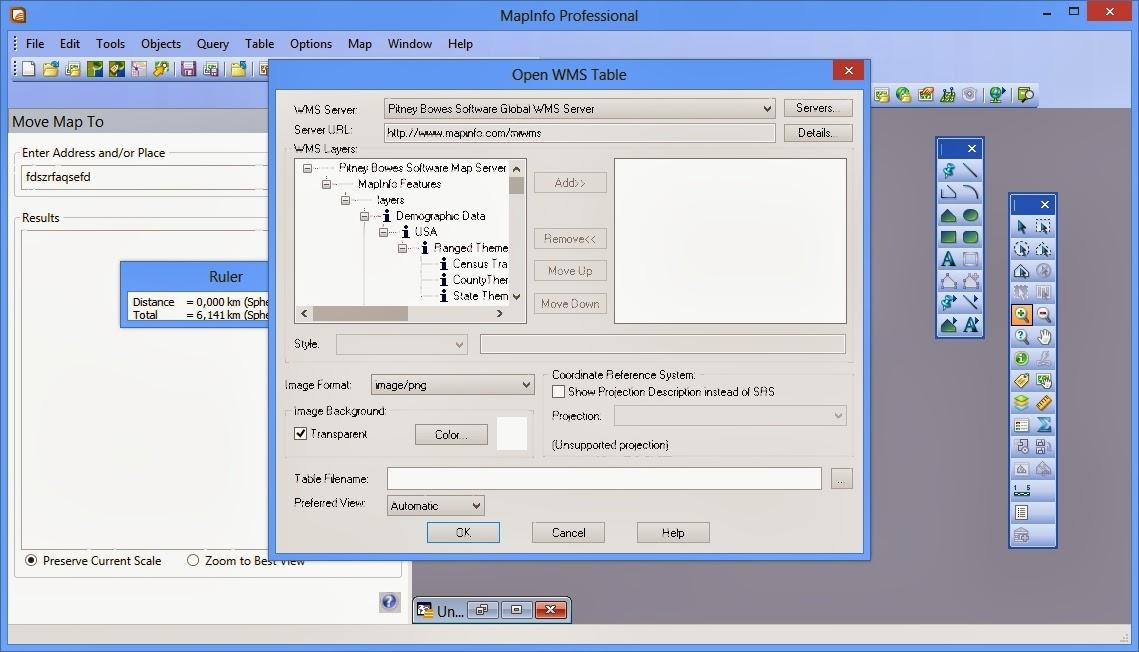 MapInfo Professional v12 Full