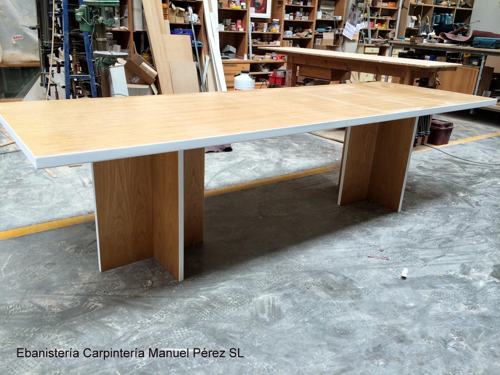Ebanisteria carpinteria manuel perez zaragoza mueble - Canto para madera ...
