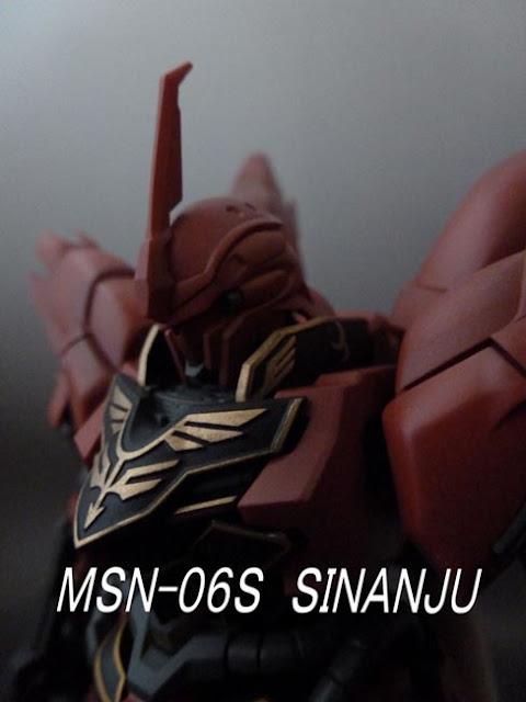 Sinanju Gundam