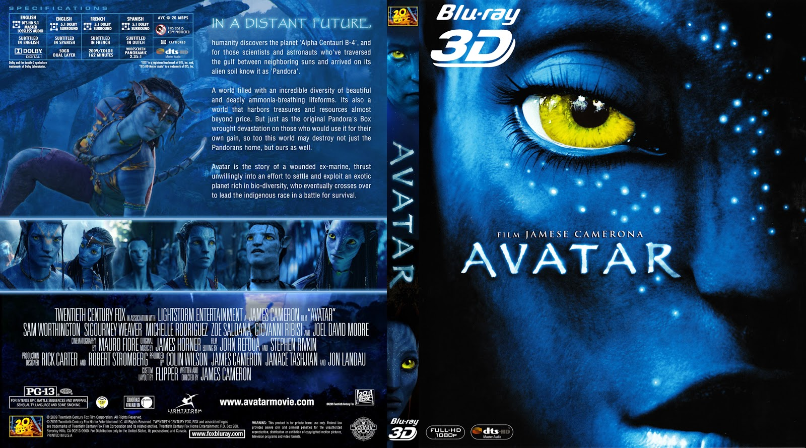 Avatar - Official Site