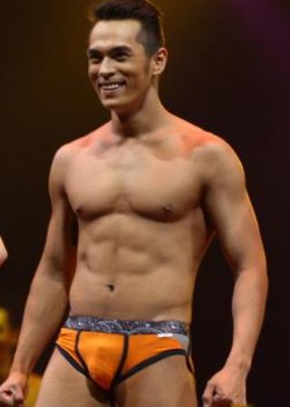 Bench Fashion Show 2012 Jake Cuenca