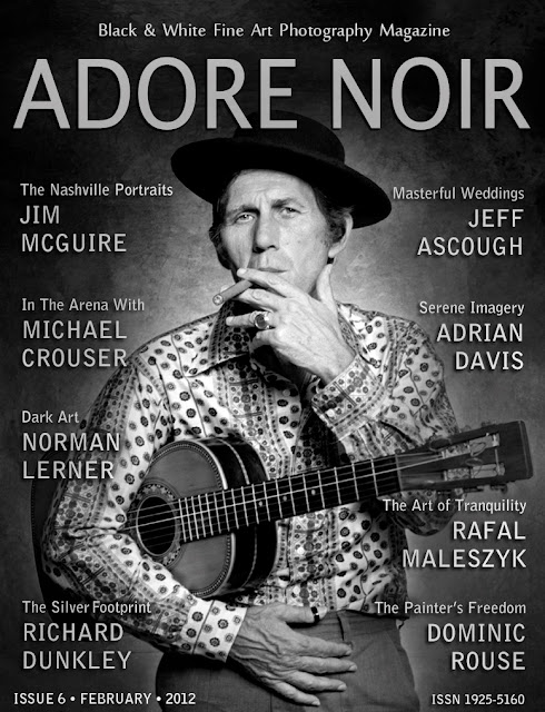 Vancouver february 20 2012 photography news the sixth issue of adore noir magazine is now out adore noir is a fine art photography magazine available